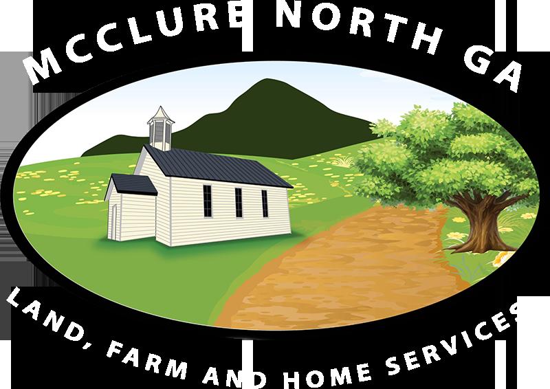 McClure North GA Logo