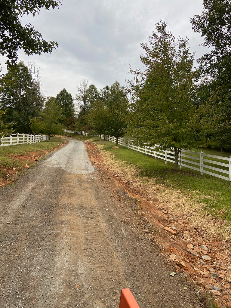 McClure North Georgia Land Clearing, Excavation, Driveway Maintenance and Drainage
