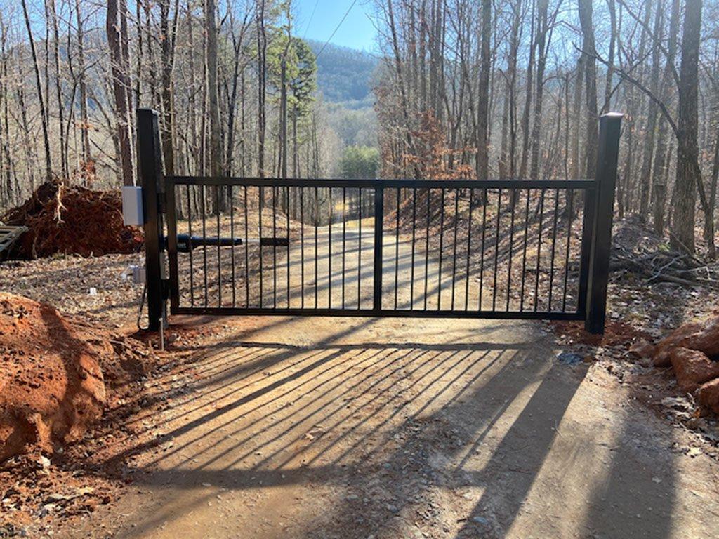 McClure North GA Custom Gate