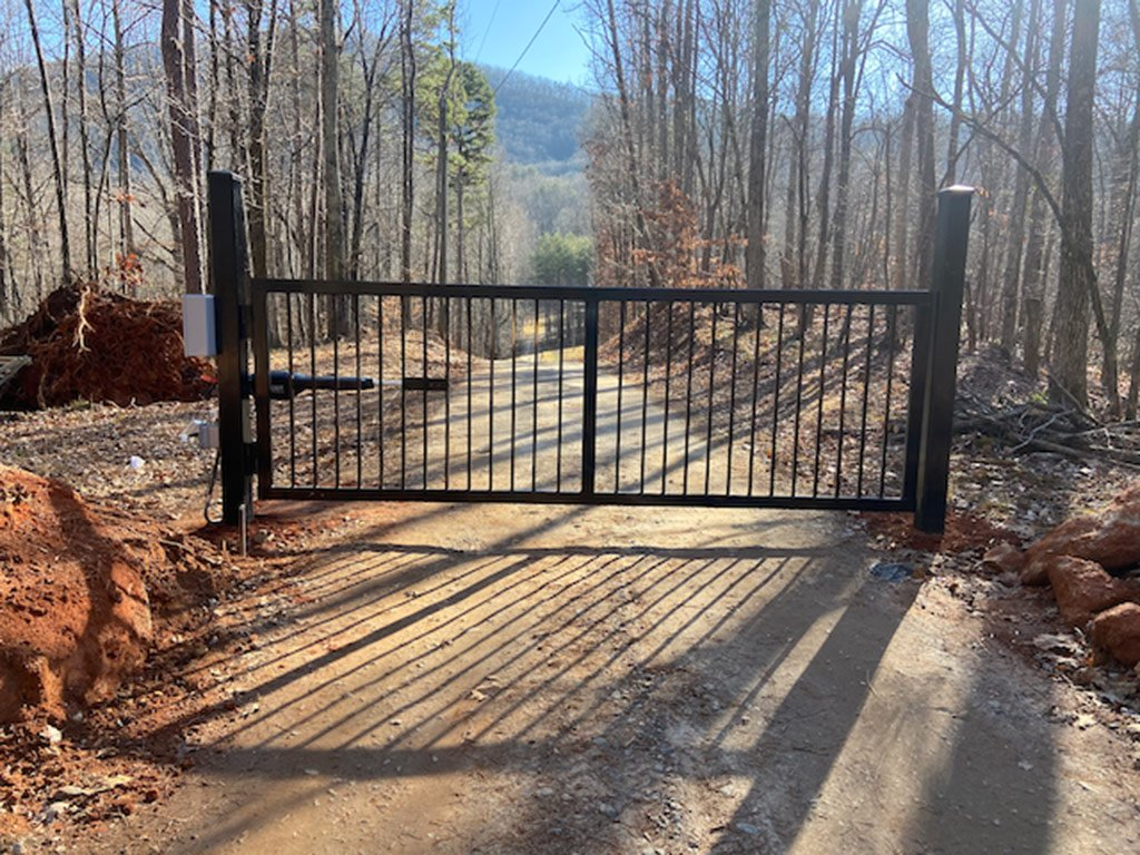 McClure North GA Custom Gate
