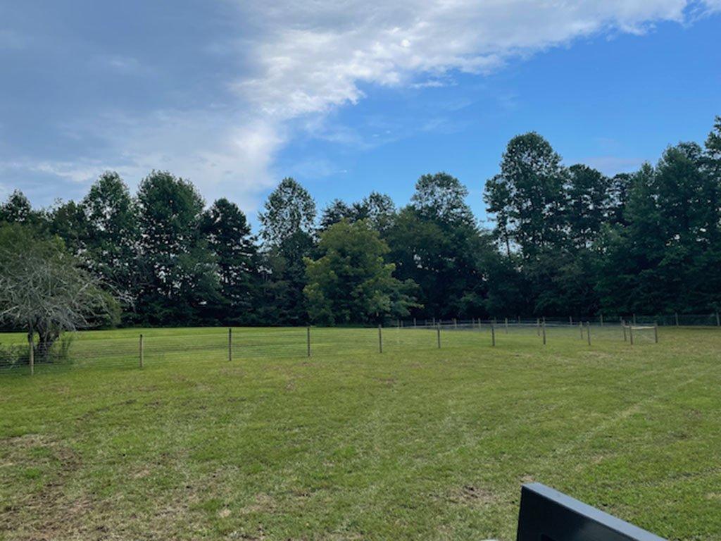 McClure Farm Fence Project